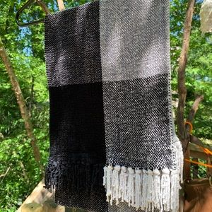 "Soft 60"" Chenille polyester scarf"